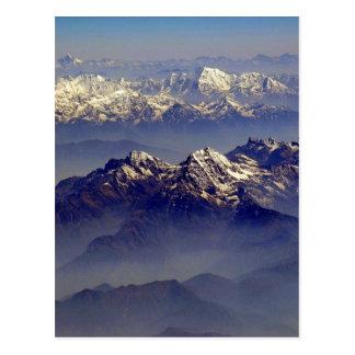Paisaje de Himalaya Tarjetas Postales