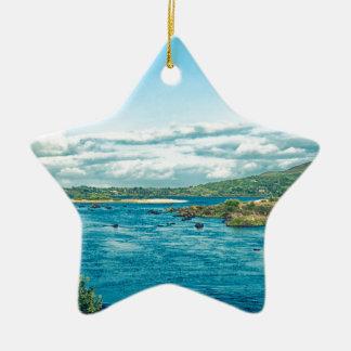 Paisaje de Irlanda Ornamentos De Reyes