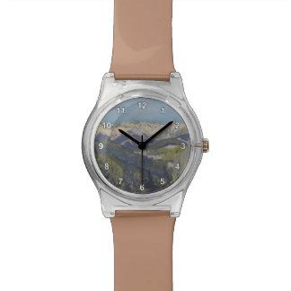 Paisaje de Koloman Moser- en Semmering Reloj