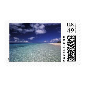 Paisaje de la isla, isla de Vava'u, Tonga 2 Franqueo