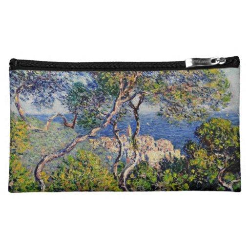 Paisaje de la pintura de Monet