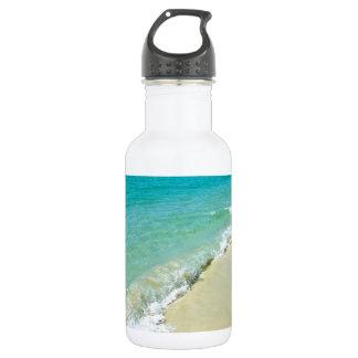 Paisaje de la playa