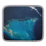 Paisaje de la tierra del espacio 2 fundas para iPads