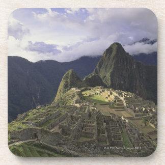 Paisaje de Machu Picchu, Perú Posavaso