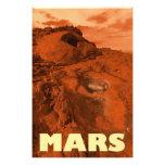Paisaje de Marte Arte Fotográfico