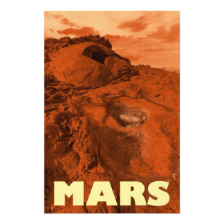 Paisaje de Marte Fotografías