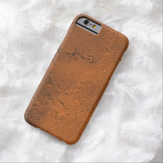 Paisaje de Marte Funda Barely There iPhone 6