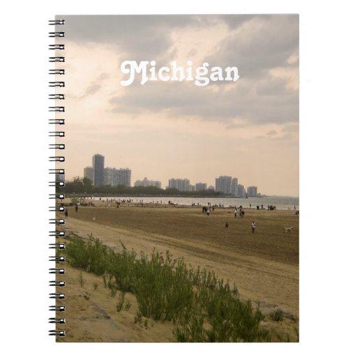 Paisaje de Michigan Cuadernos
