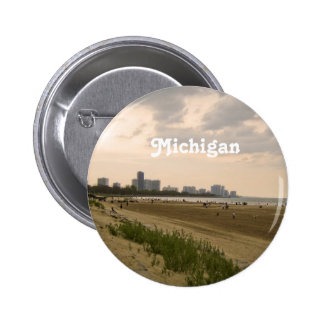 Paisaje de Michigan Pins