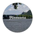Paisaje de Minnesota Juego De Fichas De Póquer