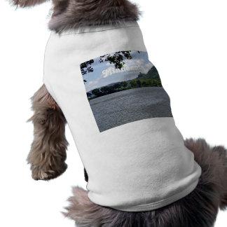 Paisaje de Minnesota Camisa De Mascota