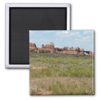 paisaje de Moab Imanes Para Frigoríficos