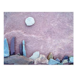 Paisaje de piedras en las gamas del Flinders Postal