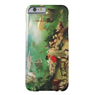 Paisaje de Pieter Bruegel con la caída de Ícaro Funda De iPhone 6 Slim