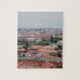 Paisaje de Praga Puzzle Con Fotos