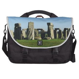 Paisaje de Stonehenge Bolsas De Ordenador