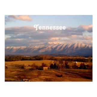 Paisaje de Tennessee Tarjeta Postal