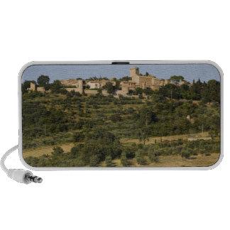 Paisaje de Toscana alrededor de Monticchiello del  iPhone Altavoz