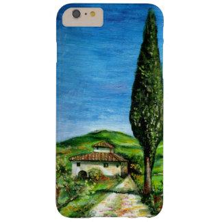 PAISAJE DE TOSCANA/CORTIJO VIEJO EN CHIANTI FUNDA BARELY THERE iPhone 6 PLUS