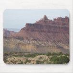Paisaje de Utah Alfombrillas De Raton