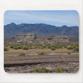 Paisaje del desierto tapetes de ratón