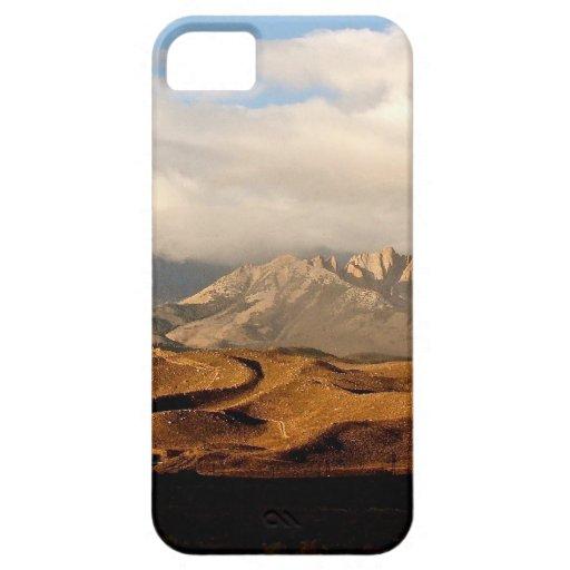 PAISAJE DEL ESTE DE SIERRA NEVADA iPhone 5 PROTECTOR