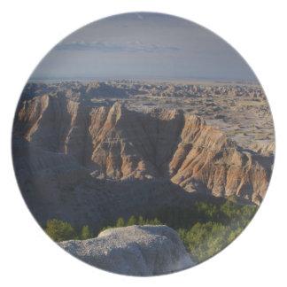 Paisaje del Gran Cañón Platos