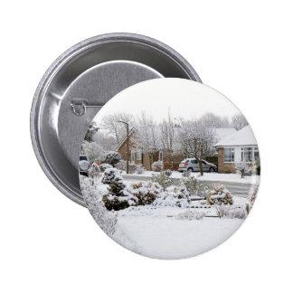 Paisaje del invierno pin