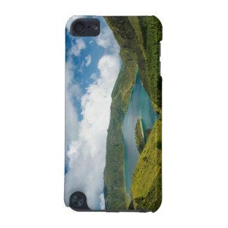 Paisaje del lago azores funda para iPod touch 5G