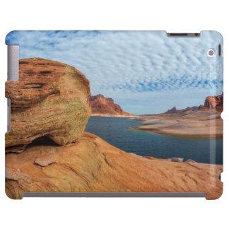 Paisaje del lago Powell Funda Para iPad