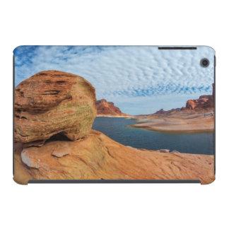 Paisaje del lago Powell Fundas De iPad Mini Retina