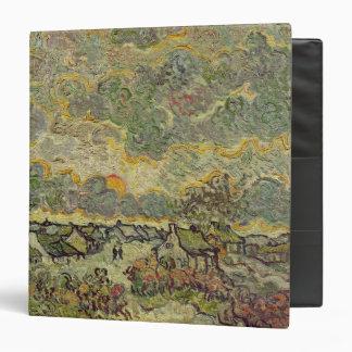"""Paisaje del otoño, 1890 carpeta 1 1/2"""""""