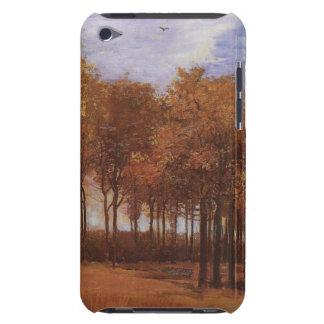 Paisaje del otoño - Vincent van Gogh iPod Touch Case-Mate Cobertura
