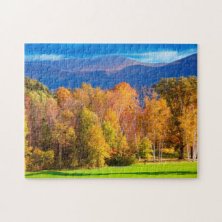 Paisaje en Vermont Rompecabeza