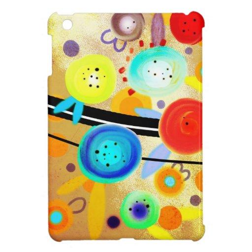 Paisaje enero de 2013 abstracto iPad mini cobertura