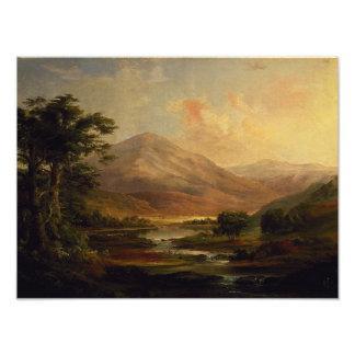 Paisaje escocés por Duncanson Impresiones Fotográficas