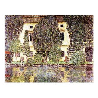 Paisaje fresco - Gustavo Klimt Postal