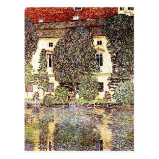 Paisaje fresco - Gustavo Klimt Tarjetas Postales