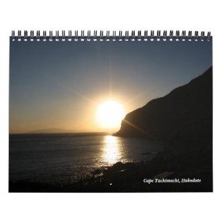 Paisaje global calendario