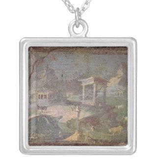 Paisaje idílico, de Herculano, Pendiente Personalizado