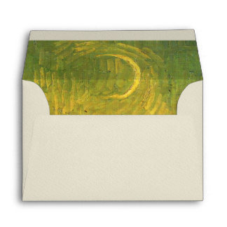 Paisaje iluminado por la luna de Vincent van Gogh Sobre