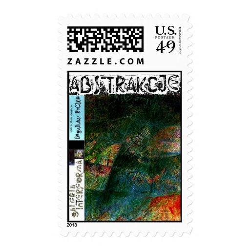 Paisaje inexistente. sellos