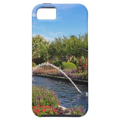 Paisaje iPhone 5 Protector