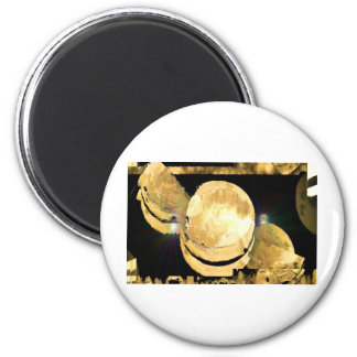Paisaje Lunar Magnet