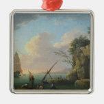 Paisaje marino, 1748 adornos de navidad