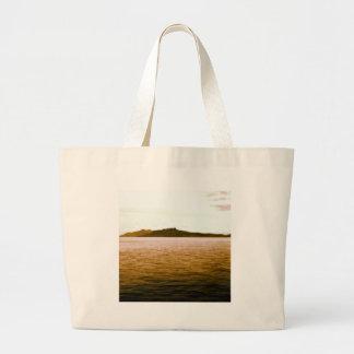Paisaje marino bolsas