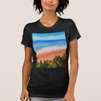 Paisaje marino camiseta