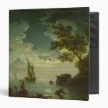 Paisaje marino, claro de luna, 1772