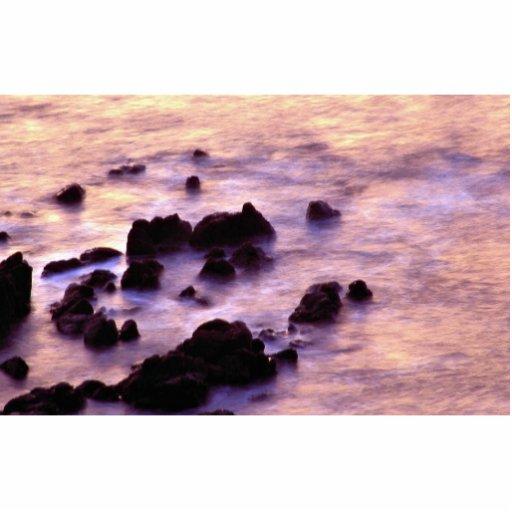 Paisaje marino, Coverack, Cornualles, Inglaterra Esculturas Fotograficas