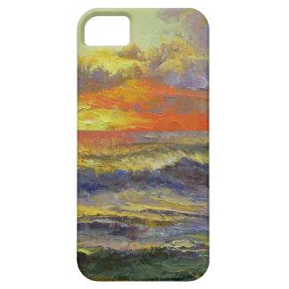 Paisaje marino de California iPhone 5 Carcasa